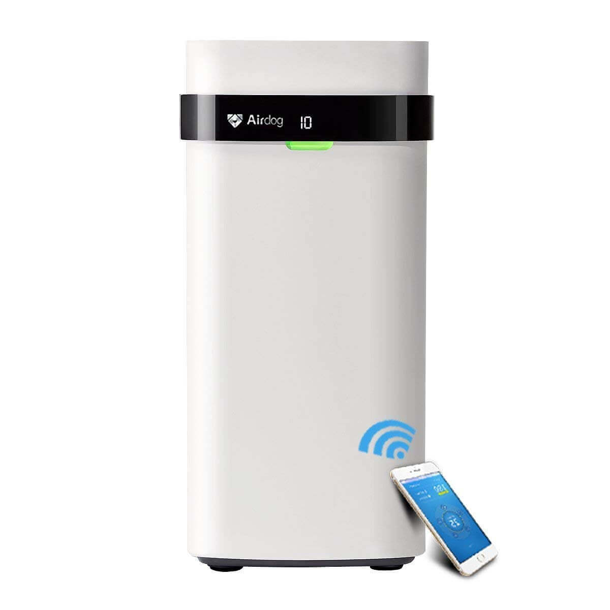 Airdog X5 air purifier for asthma and allergy