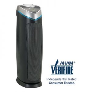 Germ Guardian AC4825 True HEPA Air Purifier For Cigarette Smoke