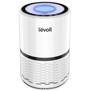 Levoit LV-H132 Air Purifier For Smokers With True HEPA Filter